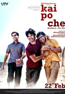 Kai po che! 2013 Hindi Movie Watch Online