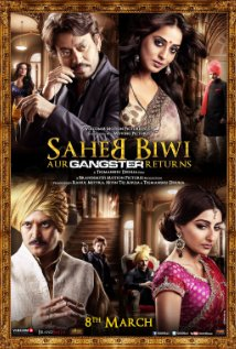 Saheb Biwi Aur Gangster Returns 2013 Hindi Movie Watch Online