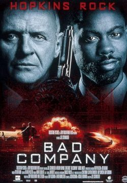 Bad Company (2002) HDTVRip 420p 300MB Dual Audio