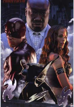 Daredevil (2003) BRRip 420p 300MB Dual Audio
