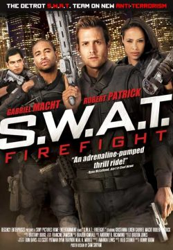 S.W.A.T.: Firefight (2011) BRRip 420p 300MB Dual Audio
