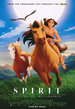 Spirit: Stallion of the Cimarron (2002) Dual Audio 720P
