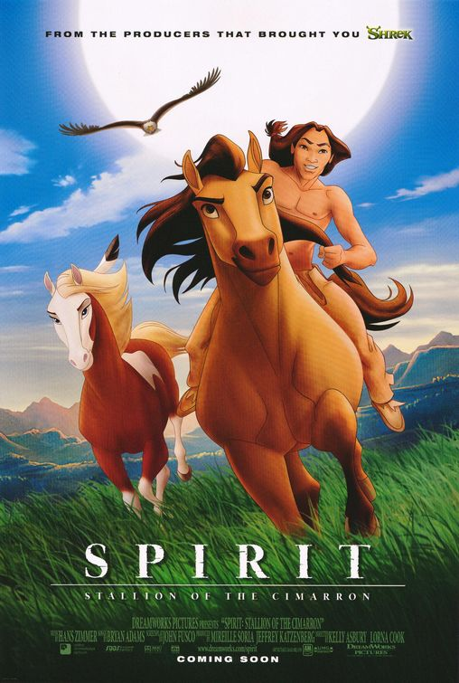 Stallion of the Cimarron (2002)