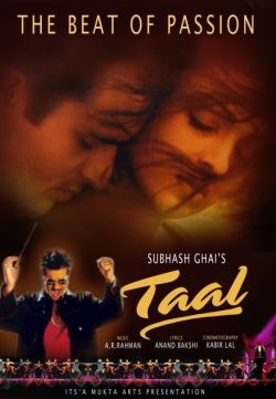 Taal (1999) Hindi Movie 350MB DVDRip 420P