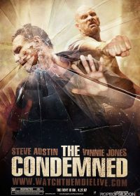 The Condemned (2007) BRRip 480p 300MB Dual Audio 1