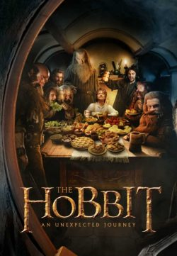 The Hobbit An Unexpected Journey (2012) 420p 450MB