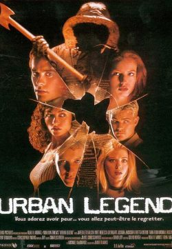 Urban Legend (1998) BRRip 420p 300MB Dual Audio