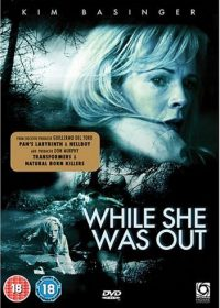 While She Was Out (2008) BRRip 420p 300MB Dual Audio 2