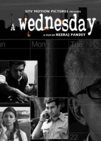 A Wednesday (2008) 300MB BRRip 420P 1