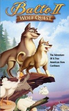 Balto ii: Wolf Quest (2002) 300MB BRRip 420p Dual Audio