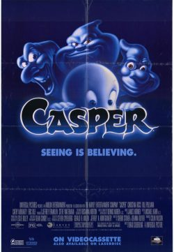 Casper (1995) BRRip 480p 300MB Dual Audio