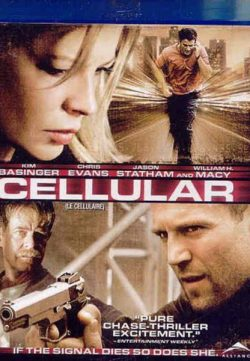 Cellular (2004) BRRip 420p 300MB Dual Audio ESubs