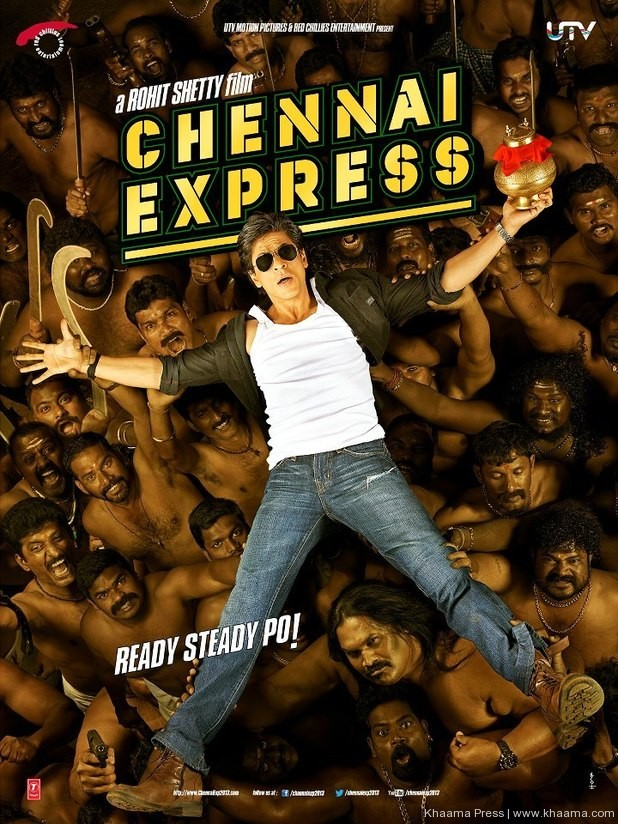 Chennai Express (2013) Full HD Official Theatrical Trailer ...