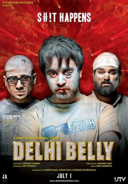 Delhi Belly (2011) Hindi Movie DVDRip 720P