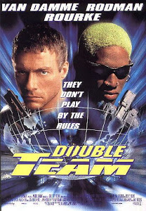Double Team (1997) BRRip 420p 300MB Dual Audio
