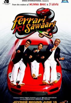 Ferrari Ki Sawaari (2012) Hindi Movie 400MB BRRip 420P