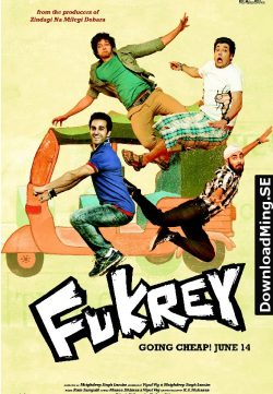 Lag Gayi Lottery – Fukrey (2013) Video 720P HD