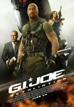 G.I. Joe: Retaliation (2013) English TSRip 300MB