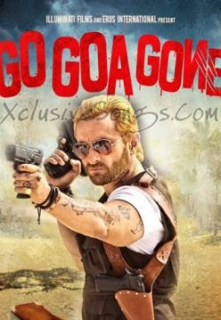 Go Goa Gone (2013) DVDScr 300MB 420P