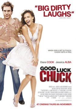 Good Luck Chuck (2007) English BRRip 350MB 480p