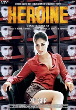 Heroine (2012) 400MB Hindi Movie BRRip 420P