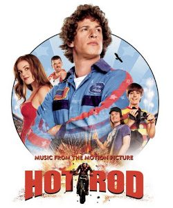 Hot Rod (2007) BRRip 420p 300MB Dual Audio