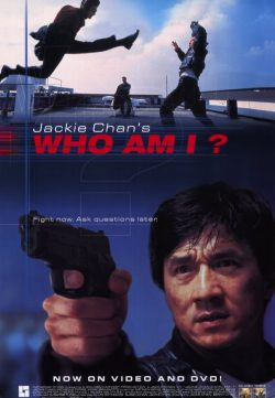 Jackie Chan's Who Am I? (1998) 480p 300MB Dual Audio