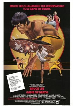 The Game of Death (1978) 420p 300MB Dual Audio
