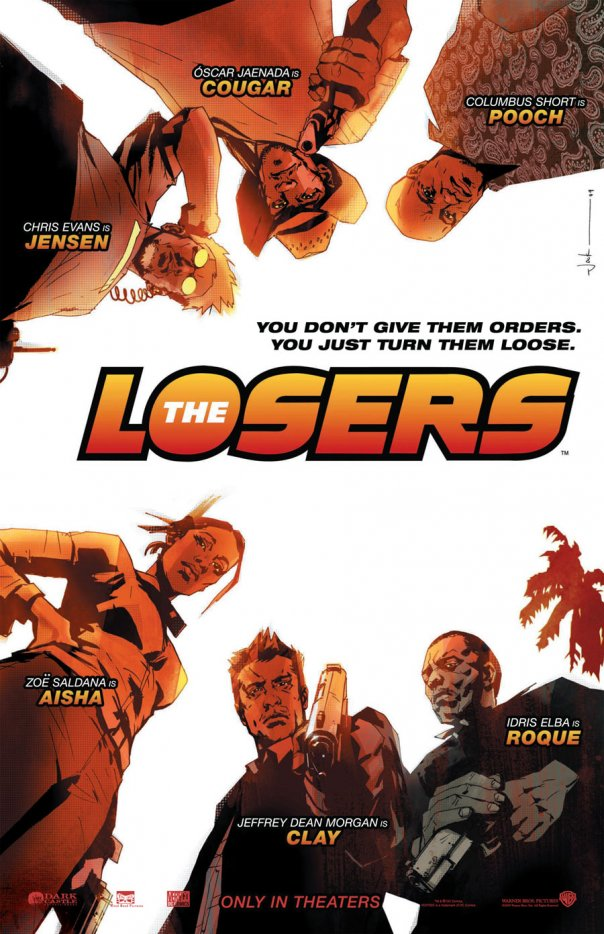 The Losers (2010)