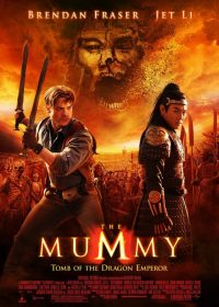 The Mummy 3 (2008) 325MB BRRip 420P Dual Audio 1