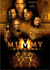 The Mummy Returns (2001) 375MB 420p Dual Audio 1