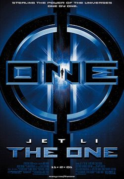 The One (2001) BRRip 420p 250MB Dual Audio ESubs