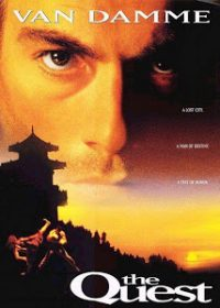 The Quest (1996) BRRip 420p 300MB Dual Audio 1