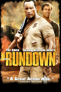 The Rundown (2003) BRRip 420p 300MB Dual Audio