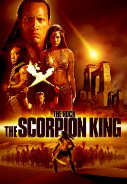 The Scorpion King (2002) 300MB BRRip 420p Dual Audio