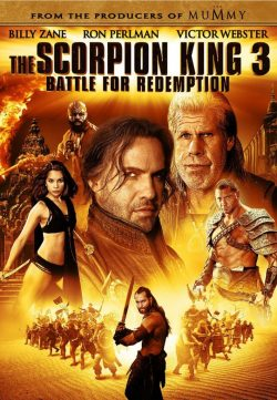 The Scorpion King 3 (2012) 300MB BRRip 420p Dual Audio