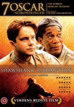 The Shawshank Redemption (1994) English 350MB 480p
