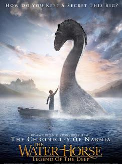 The Water Horse (2007) BRRip 420p 300MB Dual Audio