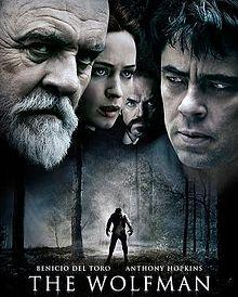 The Wolfman (2010) BRRip 480p 300MB Dual Audio
