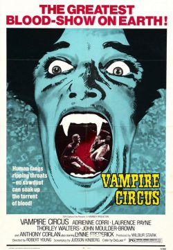Vampire Circus (1972) 250MB BRRip 420p Dual Audio