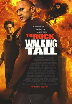 Walking Tall (2004) BRRip 420p 250MB Dual Audio