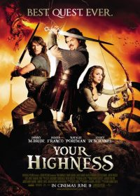 Your Highness (2011) BRRip 420p 300MB Dual Audio 1
