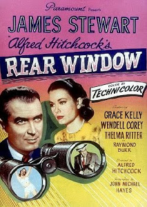 ear Window (1954) BRRip 480p 325MB Dual Audio