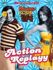 Action Replayy (2010) Hindi Movie 350MB BRRip 420P