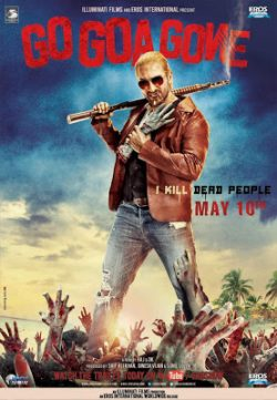 Go Goa Gone (2013) Hindi Movie DVDRip 720P