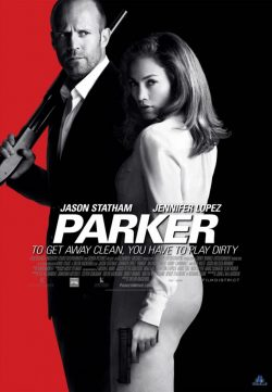 Parker (2013) 325MB BRRip 420p Dual Audio ESubs