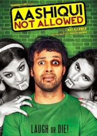 Aashiqui Not Allowed (2013) Punjabi Movie 300MB DVDRip 5