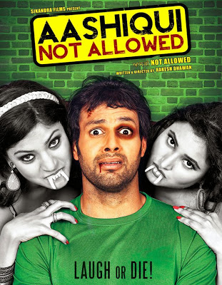 Aashiqui Not Allowed (2013) Punjabi Movie 300MB DVDRip