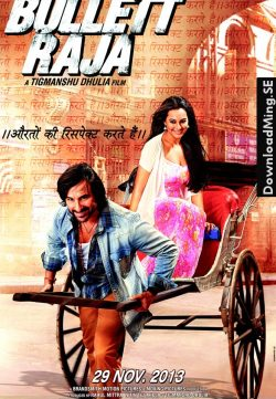 Bullett Raja (2013) Hindi Movie ScamRip
