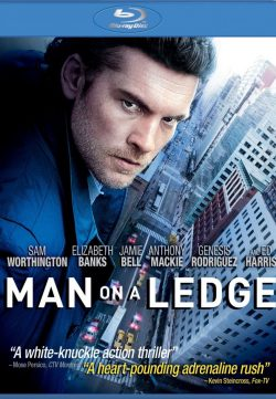 Man on a Ledge (2012) English Movie BRRip 720p HD